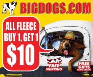 BIG DOGS coupon code